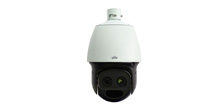 IPC6252SL-X33UP 2MP Starlight Laser IR Network PTZ Dome Camera